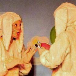 Éljenek a nyuszik! Húsvét - zenés mesejáték, gyermekprogram a Center Színházban | Center Színház