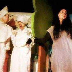 A farkas és a hét kecskegida - zenés mesejáték, gyermekprogram a Center Színházban | Center Színház