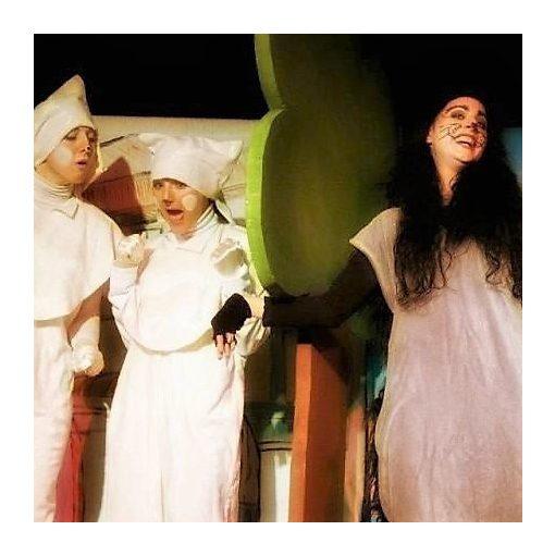 A farkas és a hét kecskegida - zenés mesejáték, gyermekprogram a Center Színházban - Center Színház