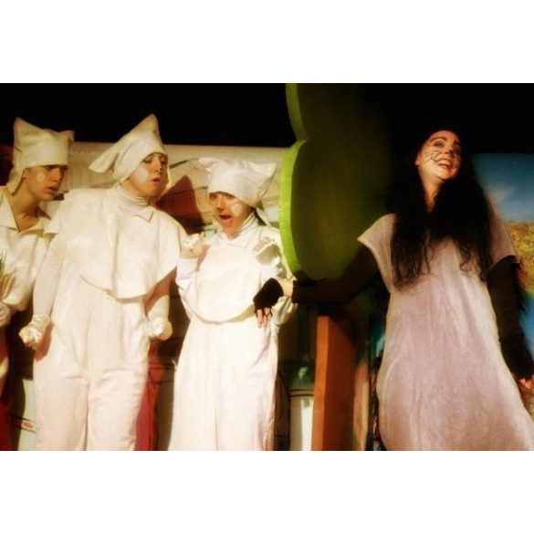 A farkas és a hét kecskegida - zenés mesejáték, gyermekprogram a Center Színházban   Center Színház