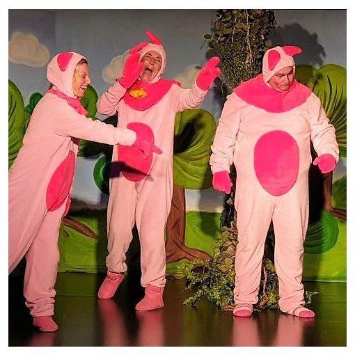 A három kismalac és a ViccesFarkas - mesejáték, gyermekprogram a Center Színházban - Center Színház
