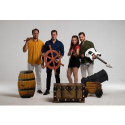 Kiflihajó - A Kifli zenekar lemezbemutató koncertje  a Center Színházban | Center Színház