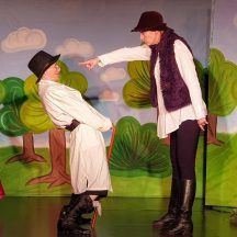 Lúdas Matyi - zenés mesejáték, gyermekprogram a Center Színházban | Center Színház