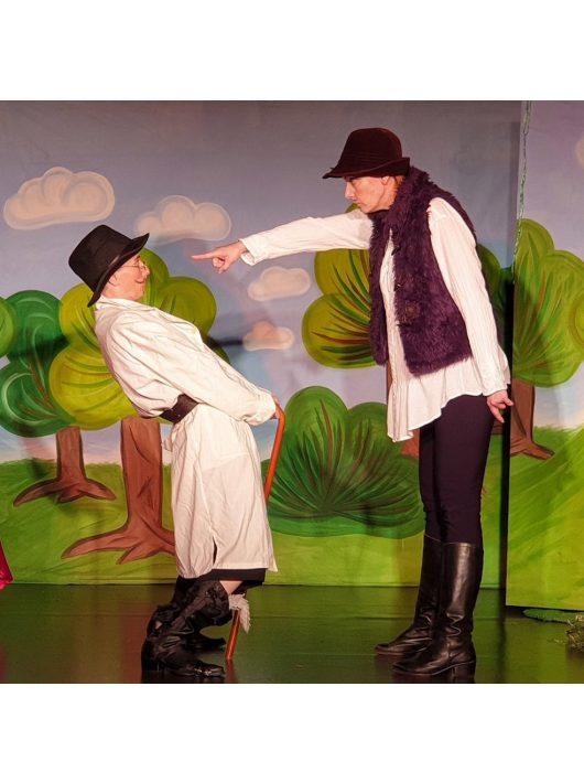 Lúdas Matyi - zenés mesejáték, gyermekprogram a Center Színházban - Center Színház