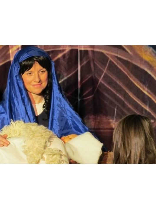 Menjünk együtt Betlehembe! - zenés mesejáték, gyermekprogram a Center Színházban | Center Színház