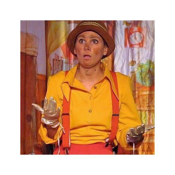 Pinokkió - zenés mesejáték, gyermekprogram a Center Színházban   Center Színház
