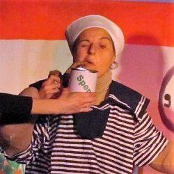 Popeye, a tengerész - zenés mesejáték, gyermekprogram a Center Színházban | Center Színház