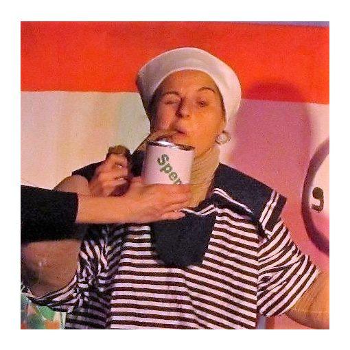 Popeye, a tengerész - zenés mesejáték, gyermekprogram a Center Színházban - Center Színház