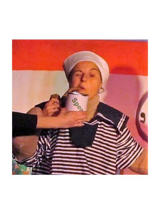 Popeye, a tengerész - zenés mesejáték, gyermekprogram a Center Színházban   Center Színház